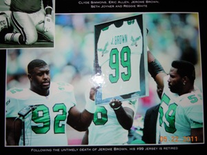 Jerome Brown tribute