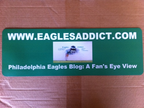 Eagles Addict @ http://eaglesaddict.com