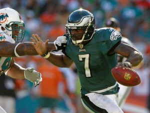 Everyone should want a piece of Michael Vick.