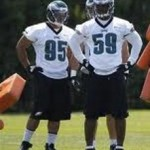 DeMeco Ryans and Mychal Kendricks