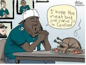 Photo/Cartoon: Rob Tornoe / Philly.com.  Caption by EaglesAddict