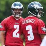 Mark Sanchez and Matt Barkley