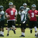 Eagles training camp 2014