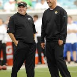 Chip Kelly and Gus Bradley