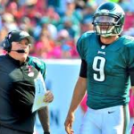 Chip Kelly and Nick Foles