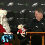 Chip needs some Christmas magic to make the playoffs this year.