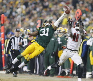Davon House could be a main target for the Eagles.  AP Photo/Mike Roemer