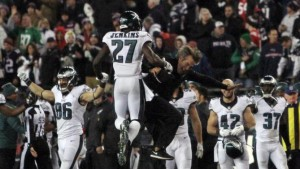 Eagles Control Their Own Destiny After Beating Patriots, But Are You On Board?