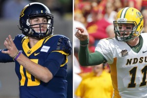 Carson Wentz and Jared Goff