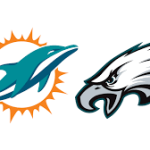 Eagles Dolphins