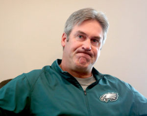 Will Doug Pederson Need His Version of George Hegamin?