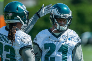Eagles' Initial Depth Chart Offers 1 Surprise, 2 'Mild' Surprises and 1 Head-Scratcher