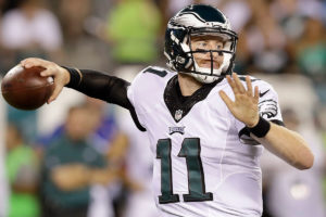 Eagles Can Still Compete For Playoffs With Carson Wentz