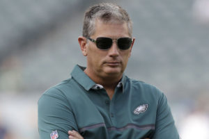 Eagles Have a Good Chance to Start 4-0, but Will Face a Desperate Lions Team