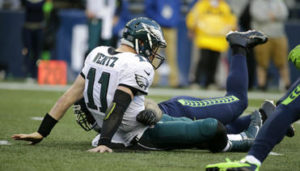 Despite Loss, Eagles Still in the Playoff Hunt