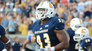 Projected 3rd – 5th Round Prospect Keionta Davis Could Be On Eagles' Radar