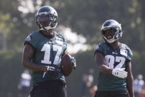 Blount, Jeffery and Smith to Show Their Stuff on Sunday